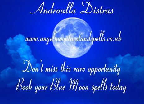 Blue Moon Spell